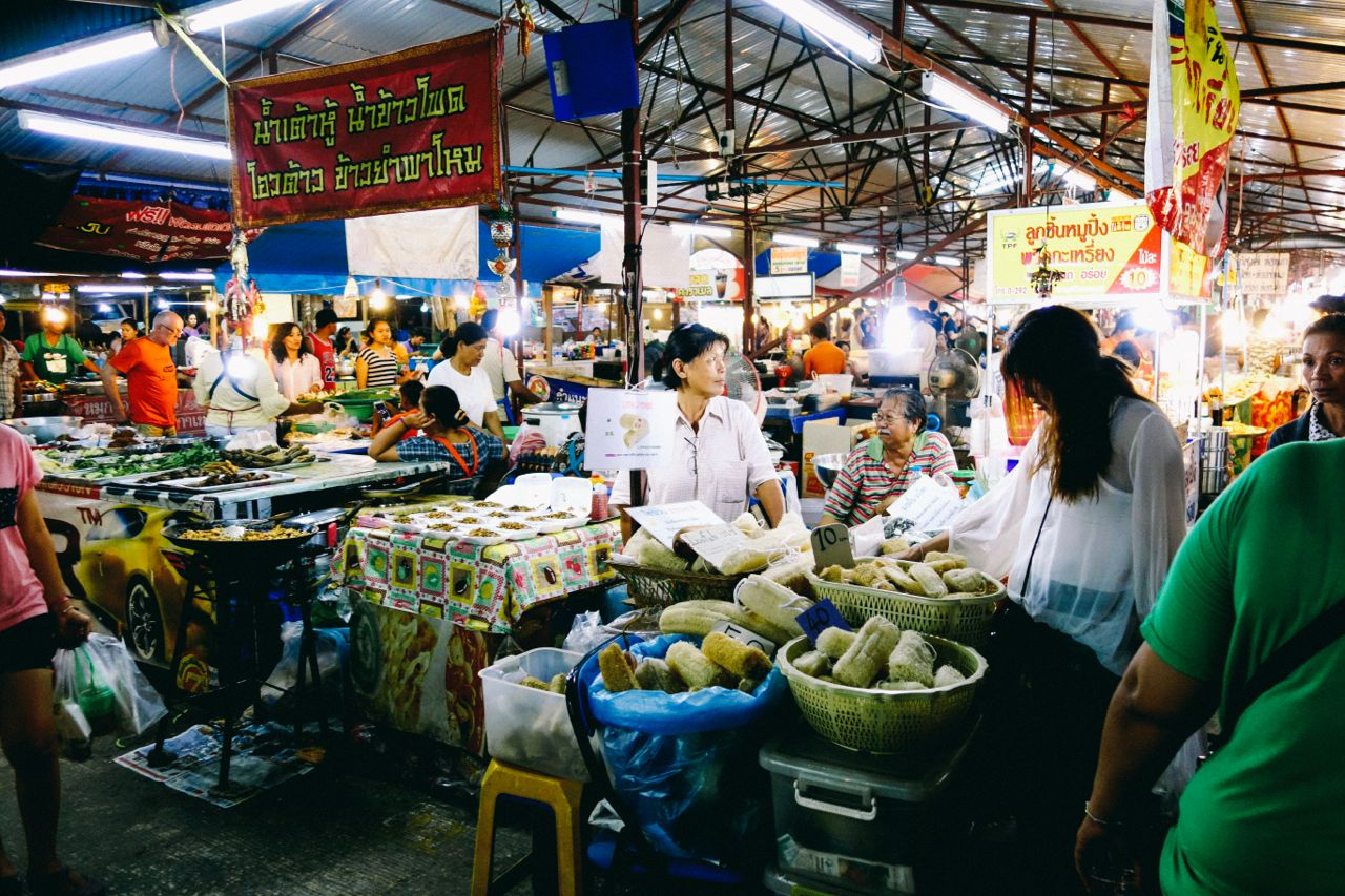 The Londoner » Phuket Night Market