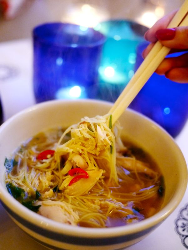 33bbacaed Chicken Noodle Soup - The Londoner