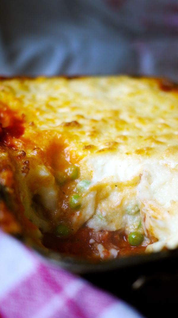 Easy Cheesy Cheat S Cottage Pie The Londoner