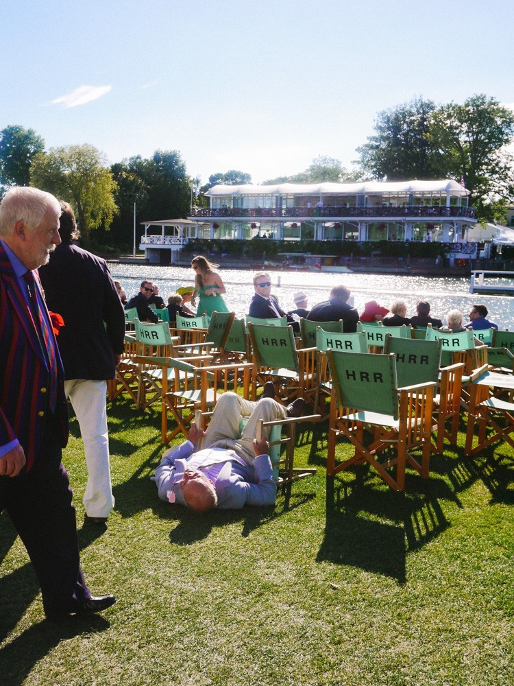 The Londoner 187 A Day At Henley Royal Regatta
