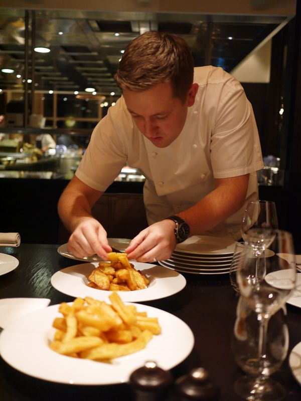 heston s triple cooked chips rosie s once cooked chips the londoner