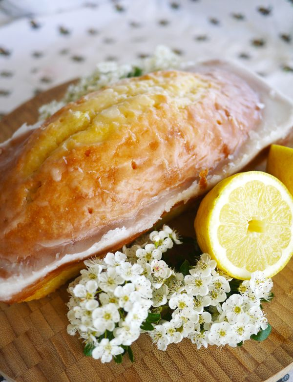 Lemon Drizzle Cake Without Self Raising Flour