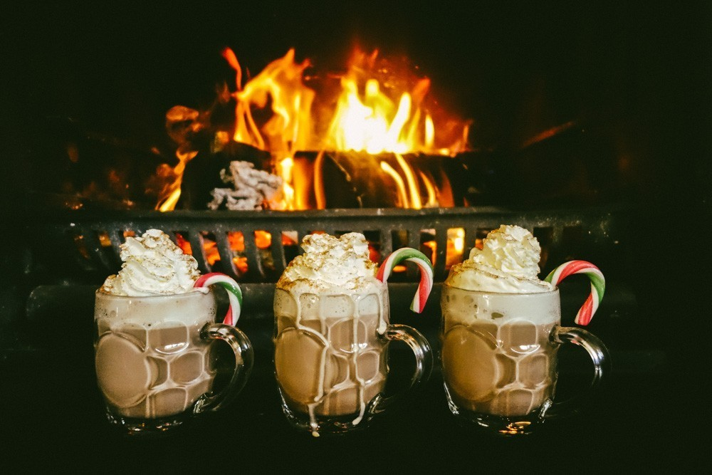 Hot Chocolate With Baileys And Amaretto