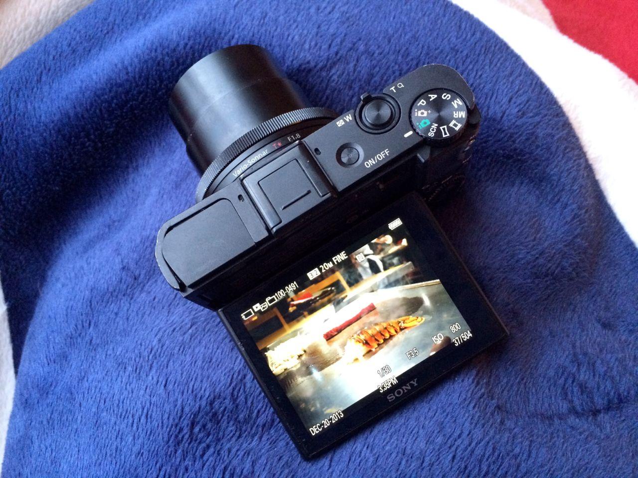 Sony RX100 II Review (Camera Secrets!) - The Londoner