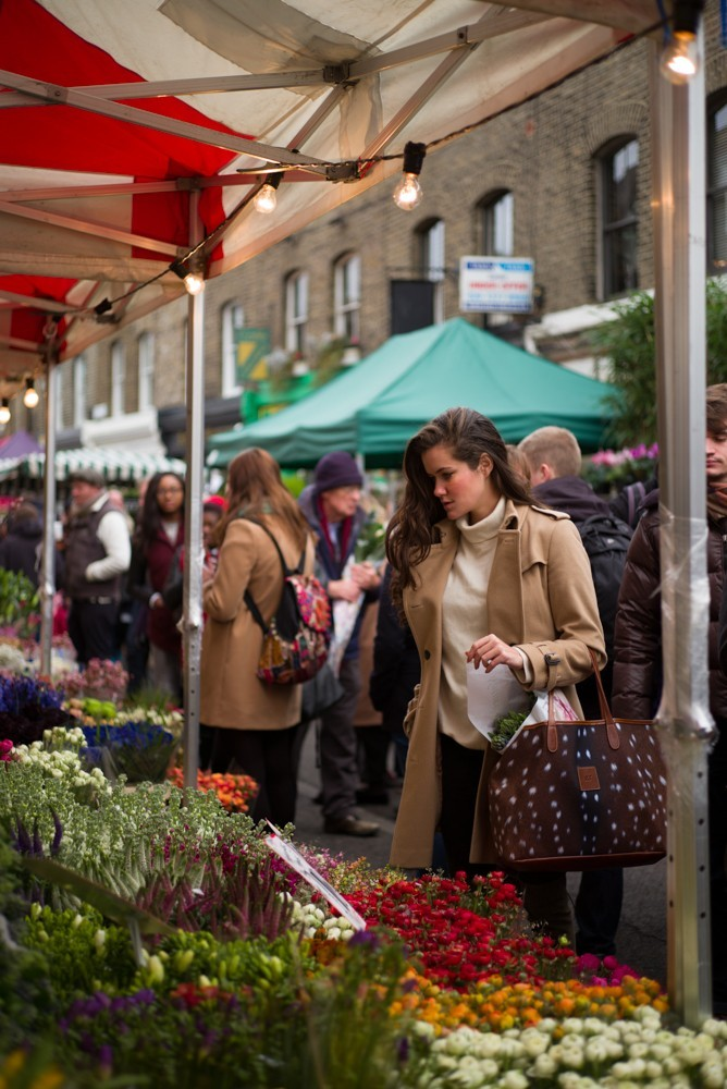 London Flower Market -1-2