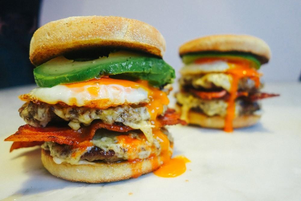 brunch burger recipe-10