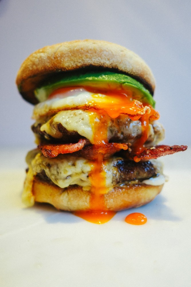 brunch burger recipe-14