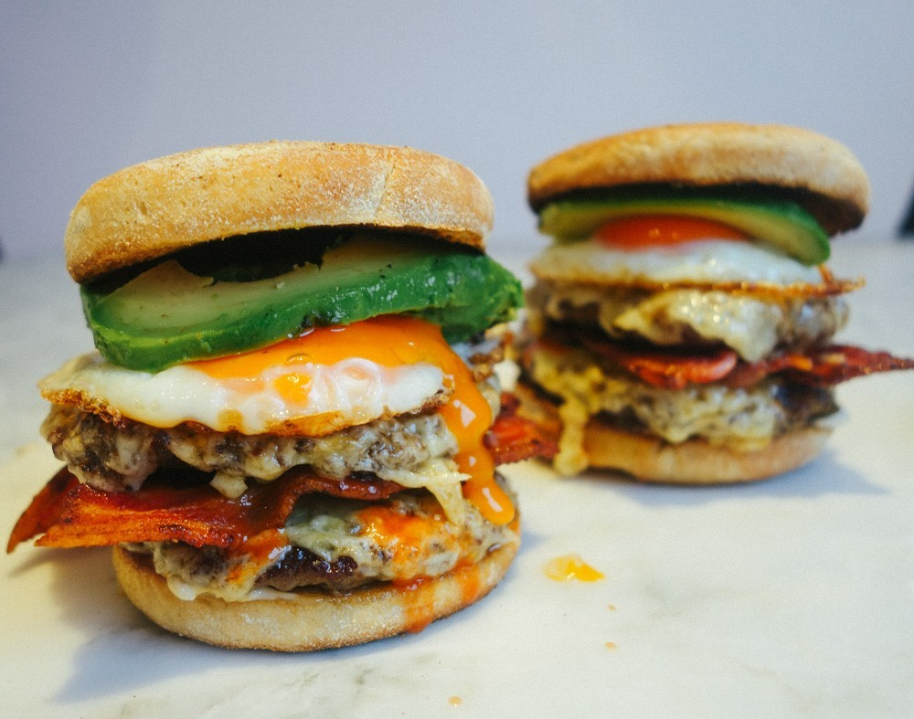 brunch burger recipe-7