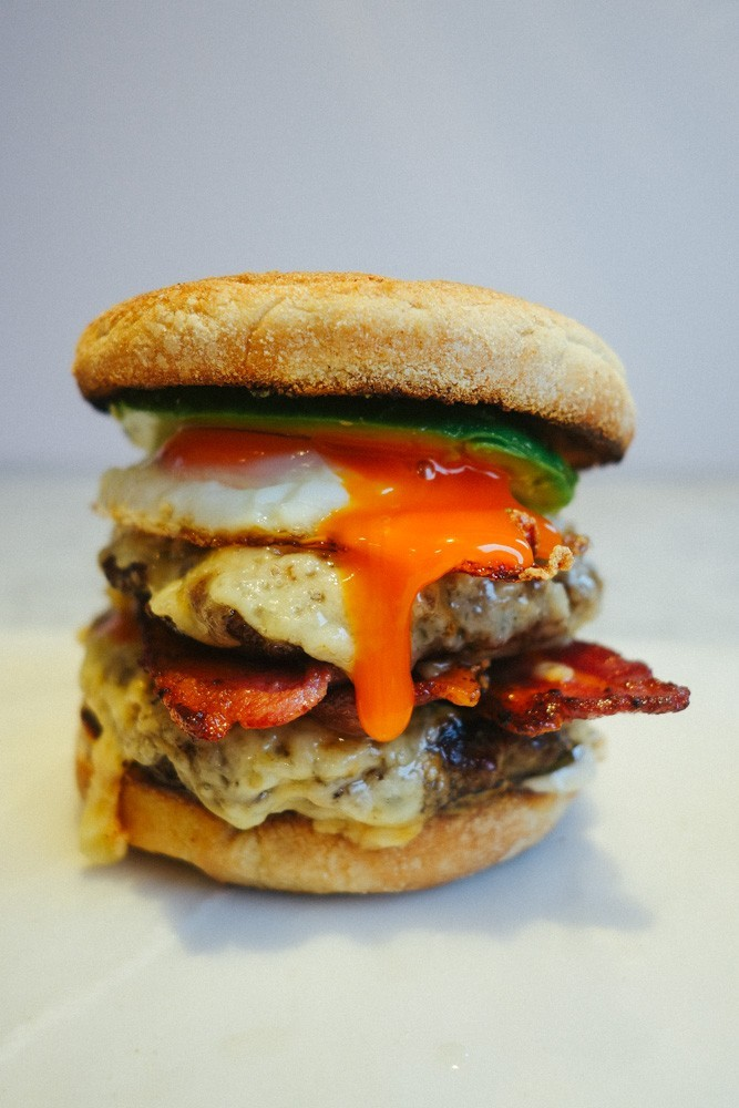 brunch burger recipe-8