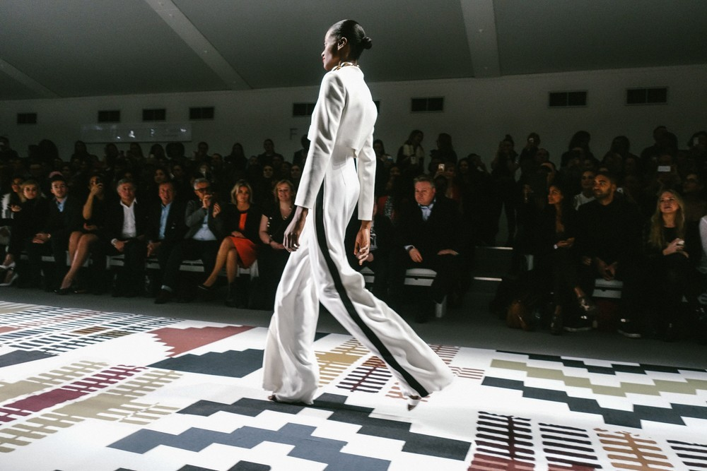 Fashion For Relief Naomi Campbell Show-10