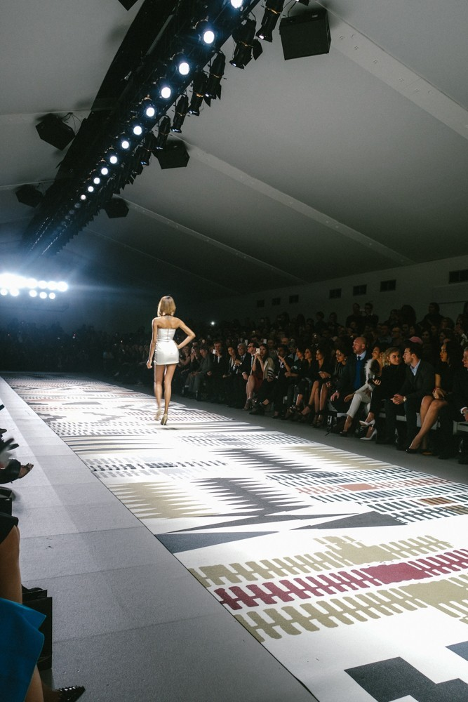 Fashion For Relief Naomi Campbell Show-3