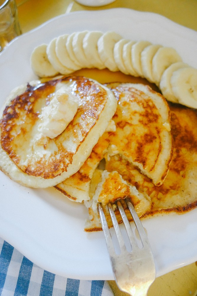 Bill Granger Ricotta Pancake Recipe-1
