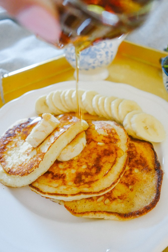 Bill Granger Ricotta Pancake Recipe-16