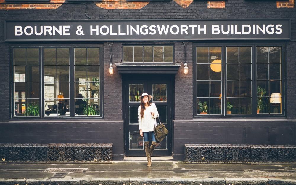 Bourne & Hollingsworth Bottomless Brunch London-2