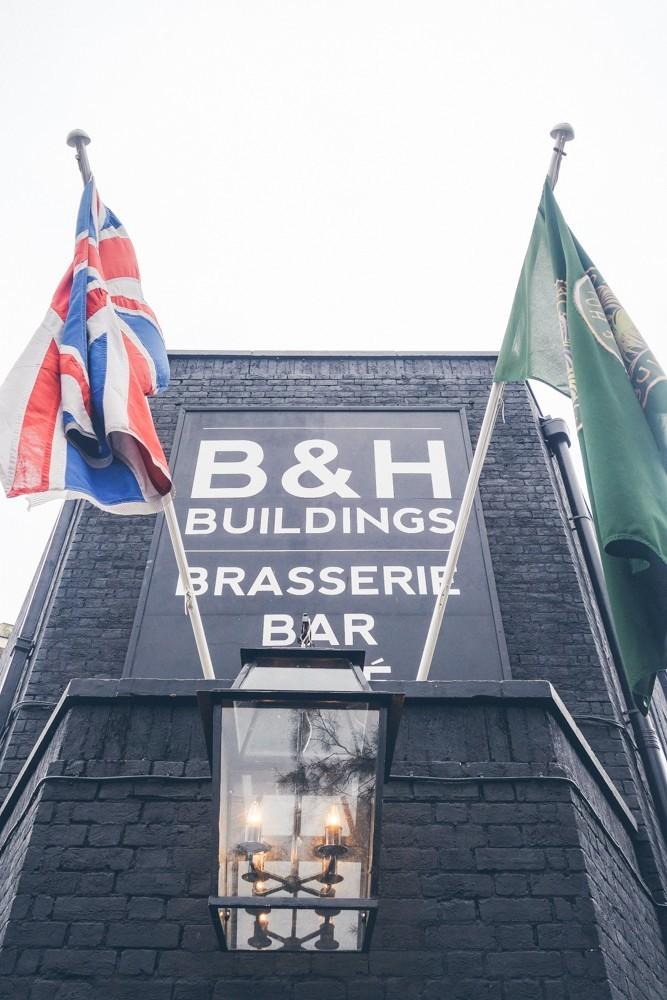 Bourne & Hollingsworth Bottomless Brunch London-4
