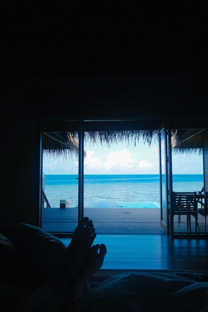 Huvafen Fushi Maldives -1