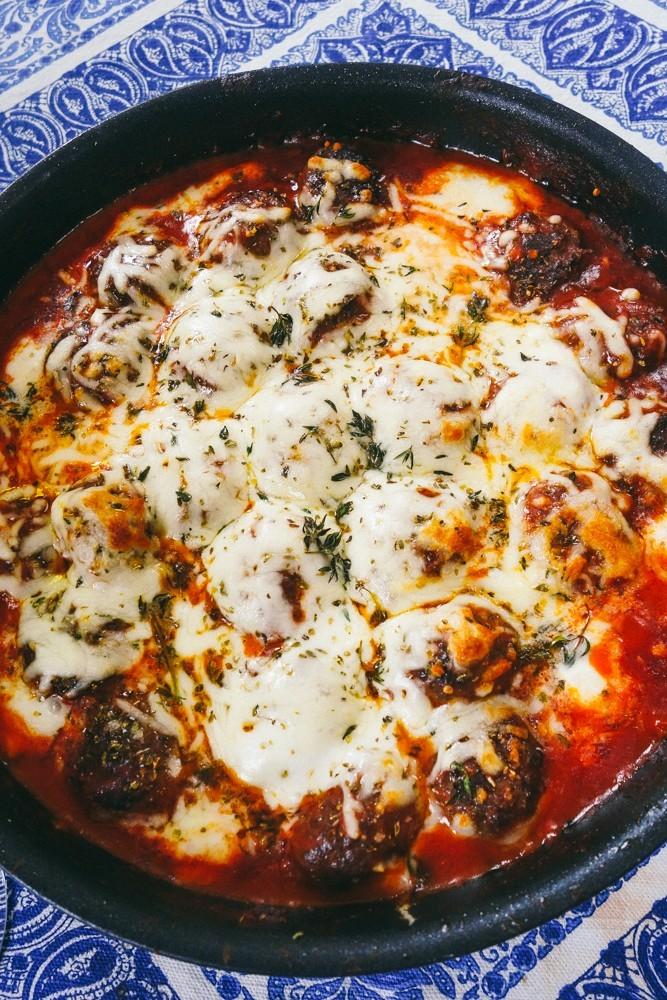 Italian Meatball Recipe-15
