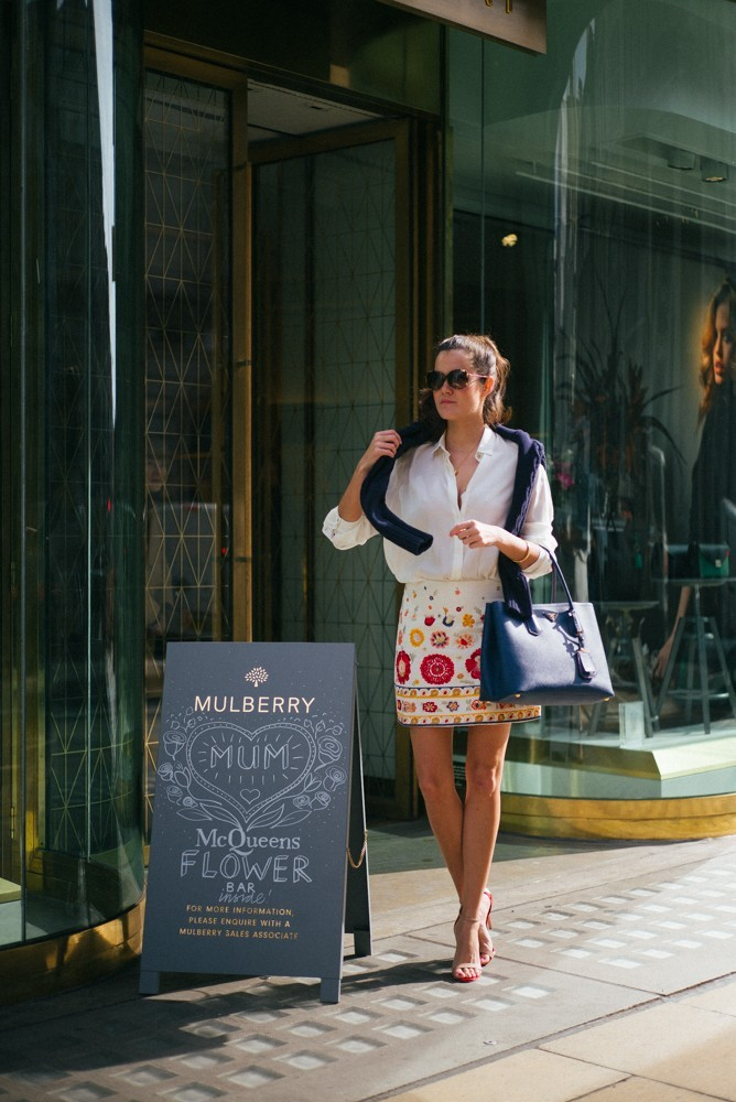 Mulberry Mothers Day New Bond Street-1