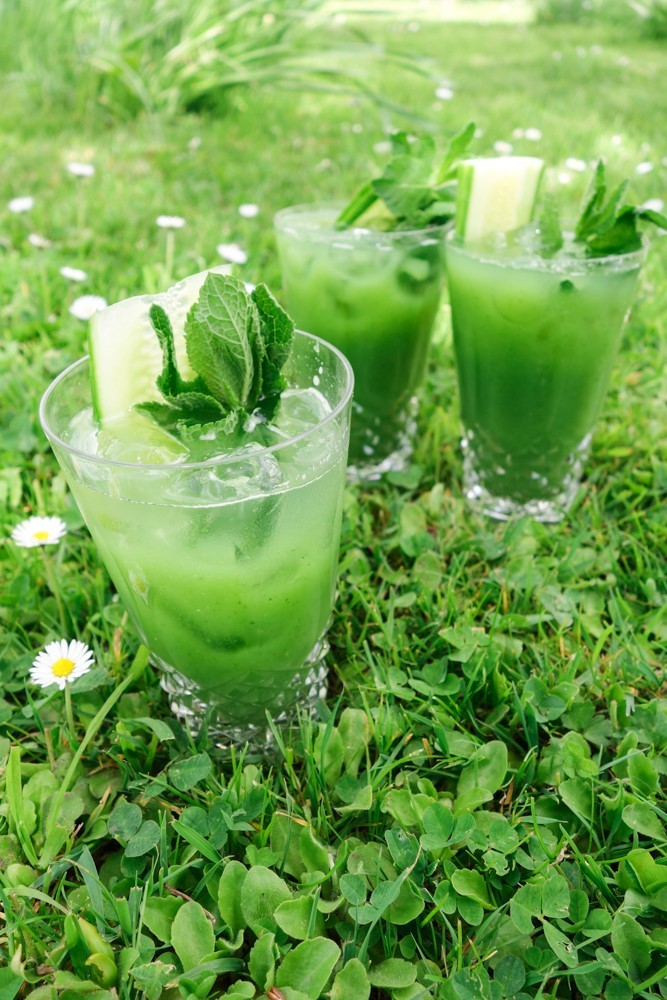 green goddess cocktails-1