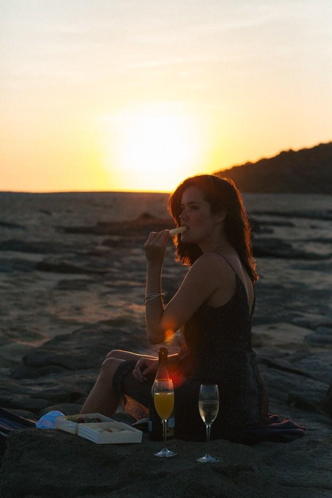 beach dinner australia-17