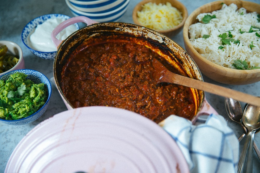Easy Sunday Chili Recipe-2
