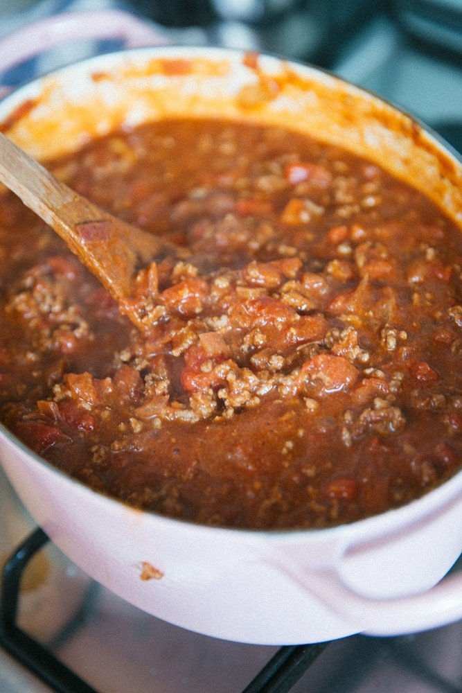 Easy Sunday Chili Recipe-20