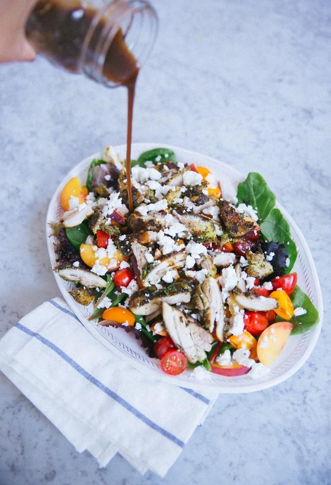 pesto chicken salad-24