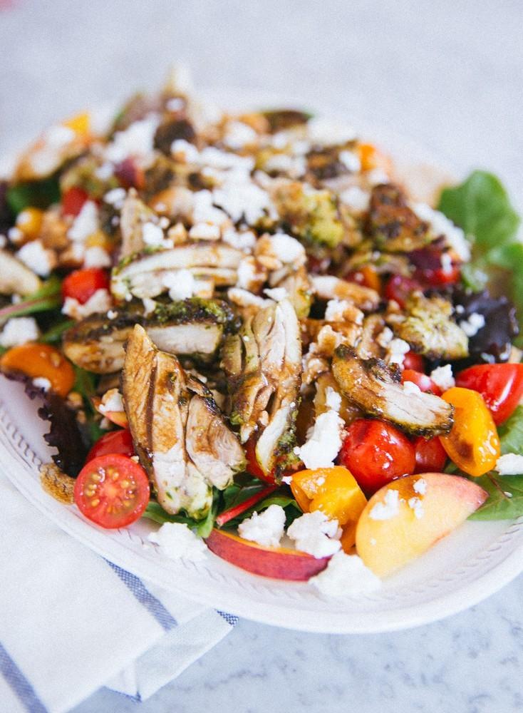 pesto chicken salad-2