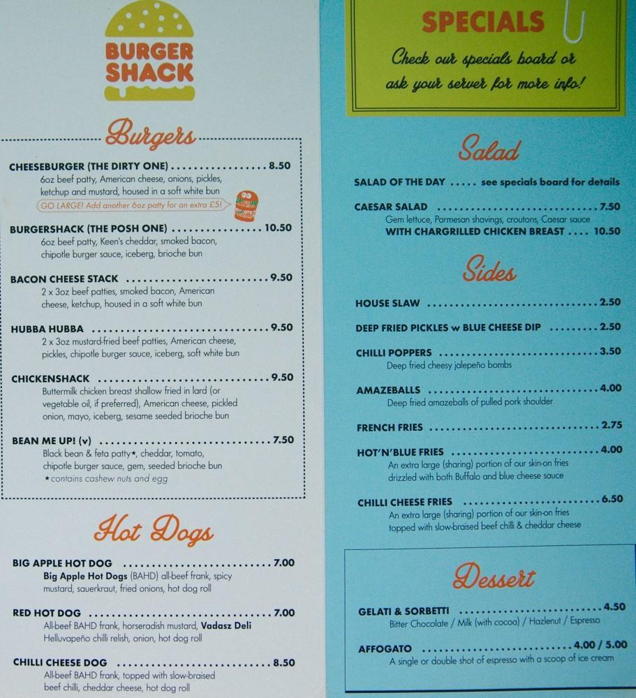 Burgershack at The Royal Oak-2