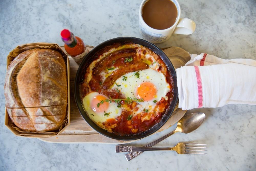One Pan English Breakfast-1