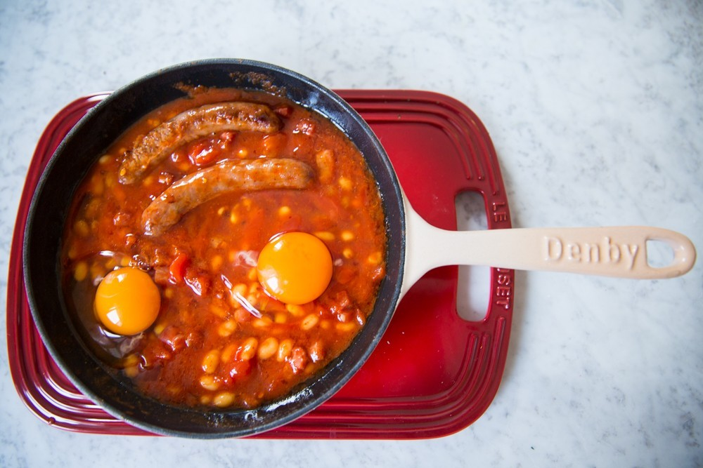 One Pan English Breakfast-10