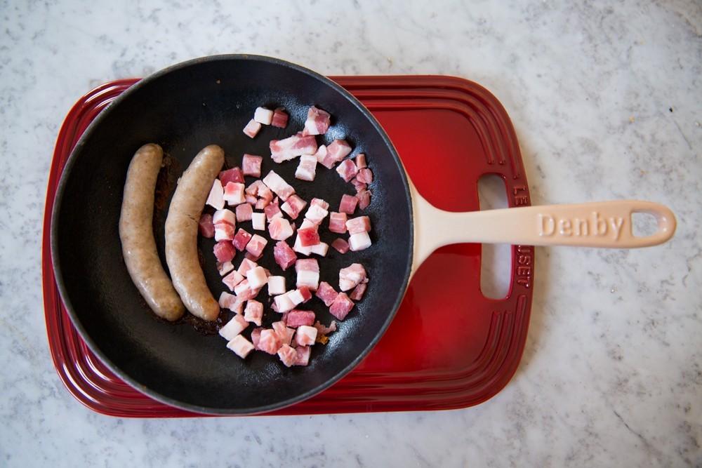 One Pan English Breakfast-4
