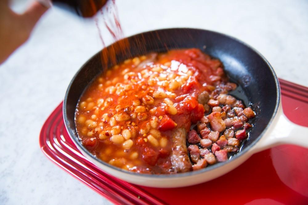 One Pan English Breakfast-8