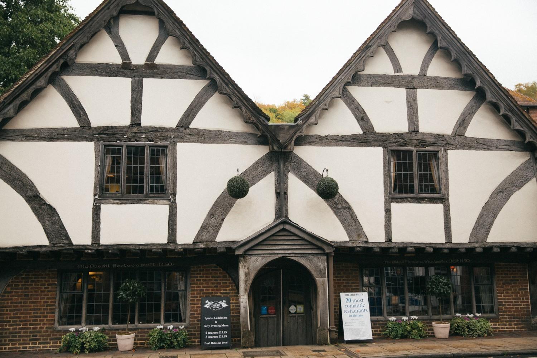 Chesil Rectory, Winchester Pub-1