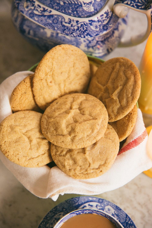 Ginger Pillow Cookies -1