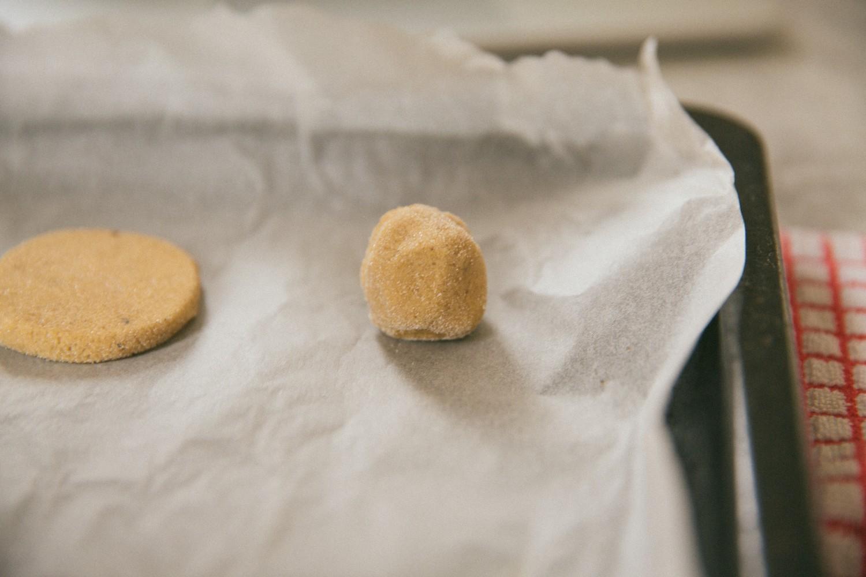 Ginger Pillow Cookies -13