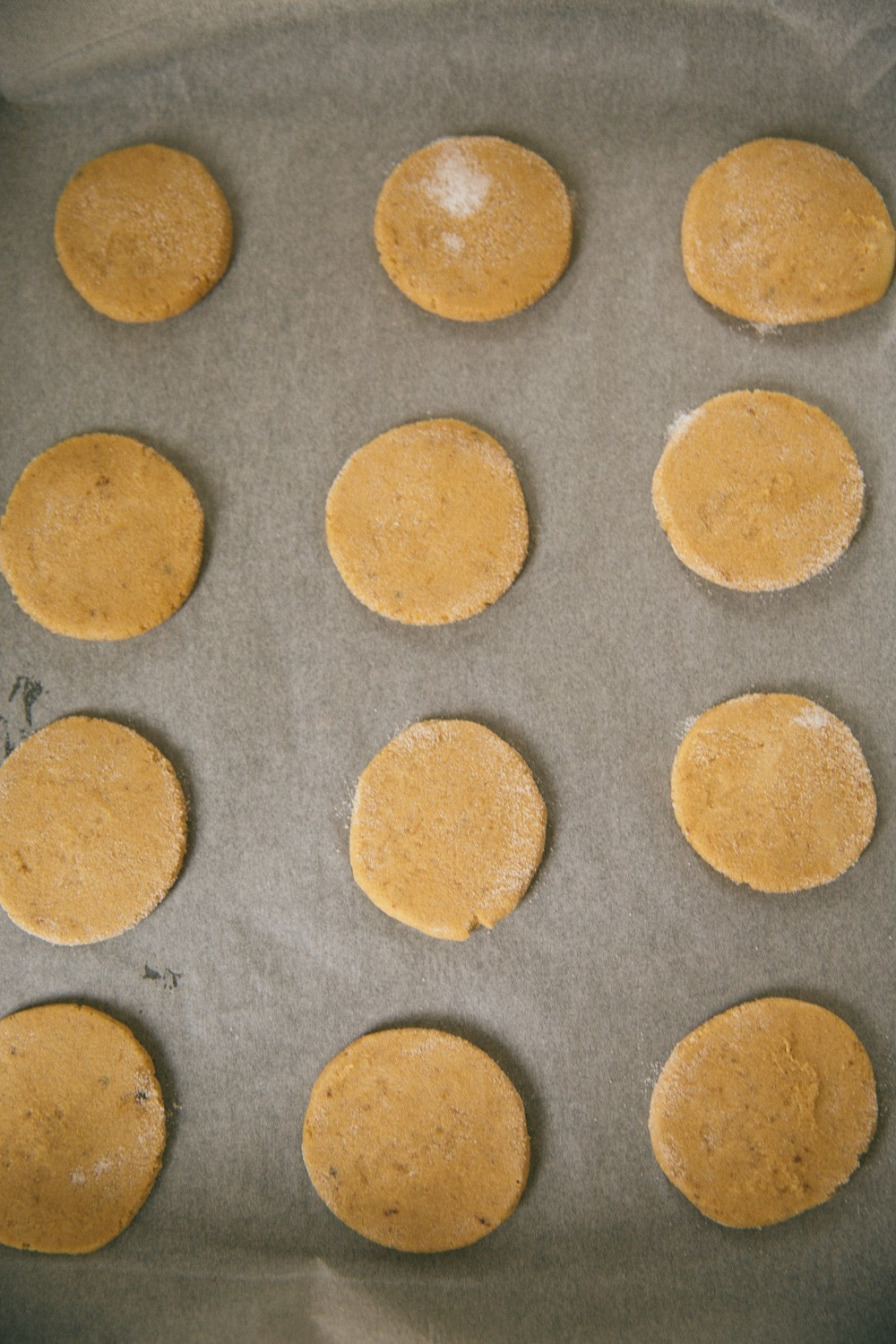 Ginger Pillow Cookies -15