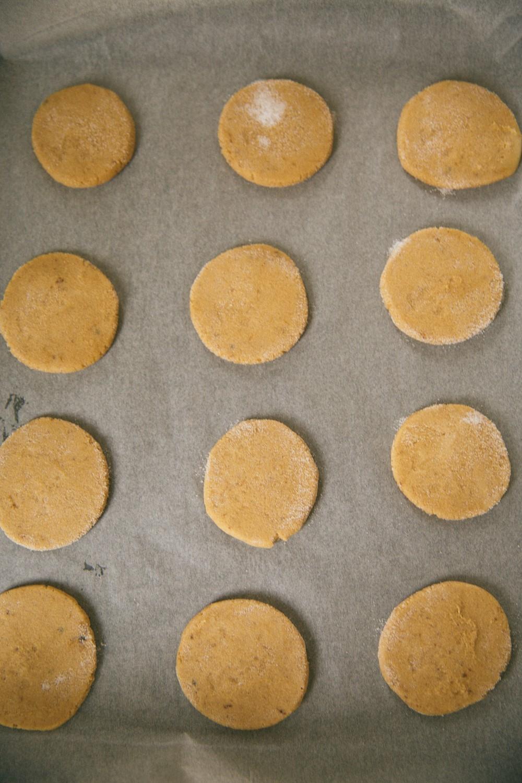 Ginger Pillow Cookies -15