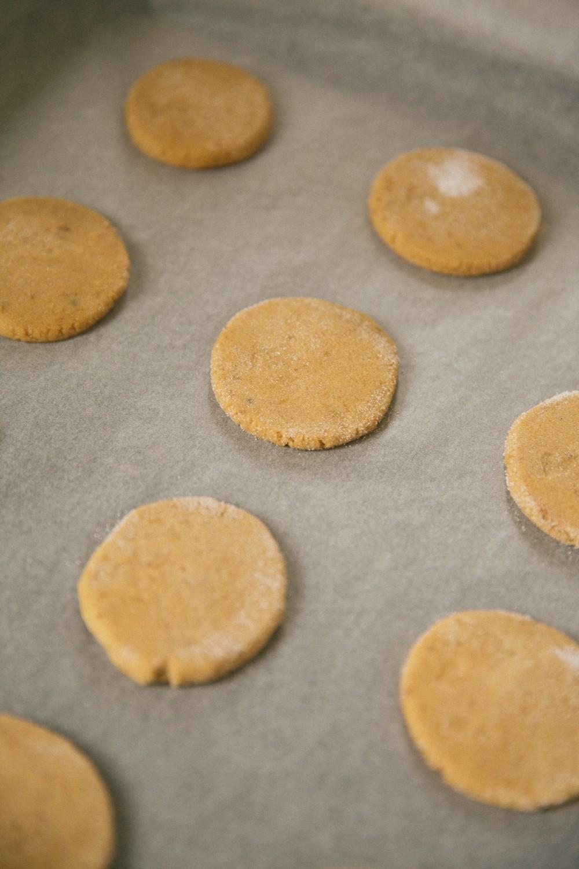 Ginger Pillow Cookies -16