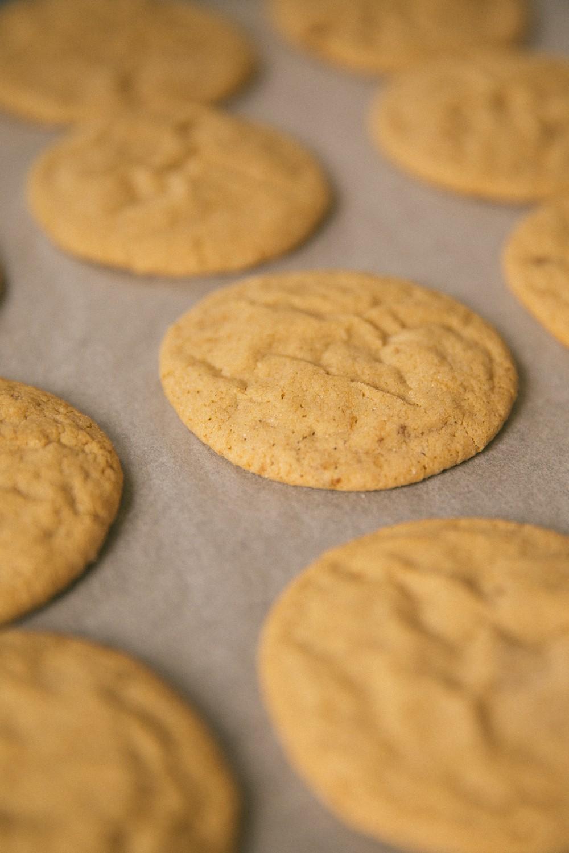 Ginger Pillow Cookies -18