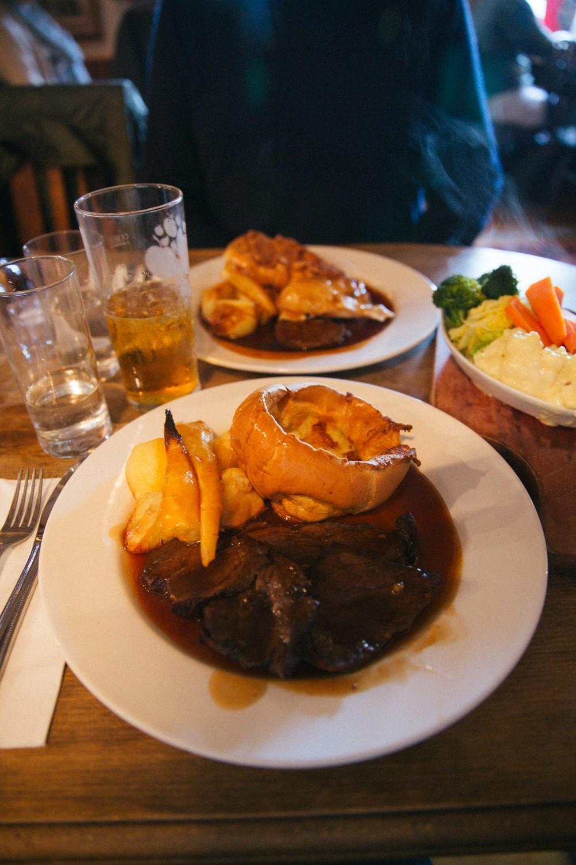 Sunday Roast in Hambledon