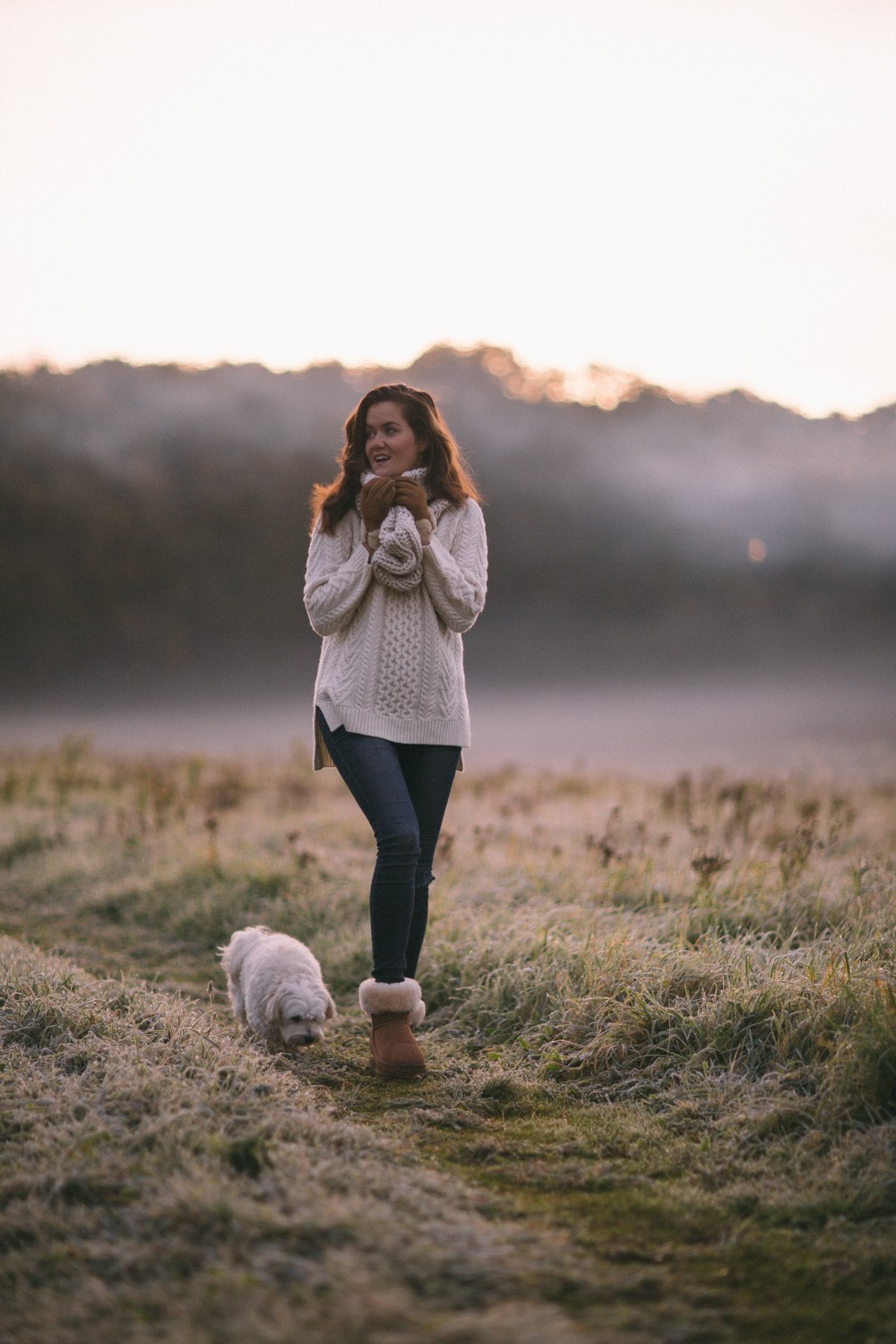 Cosy outfits for fall
