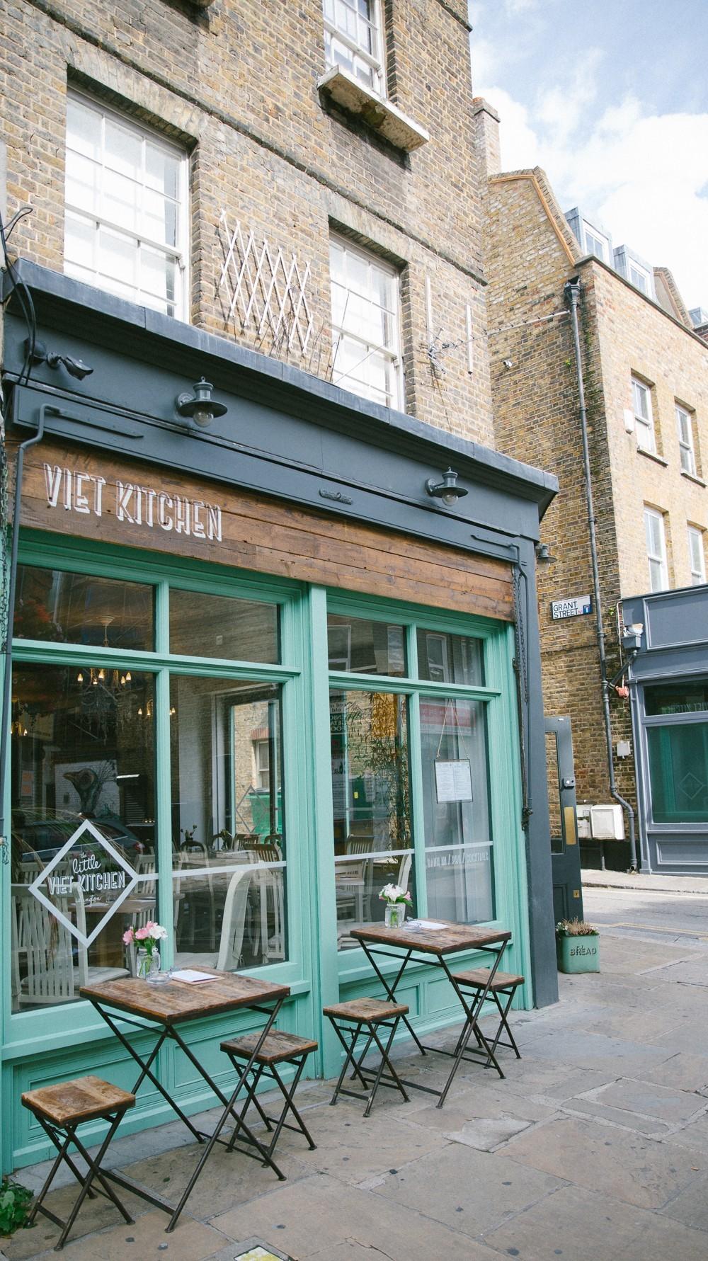 Vietnamese restaurant London-1