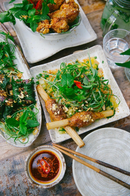 Vietnamese restaurant London-11