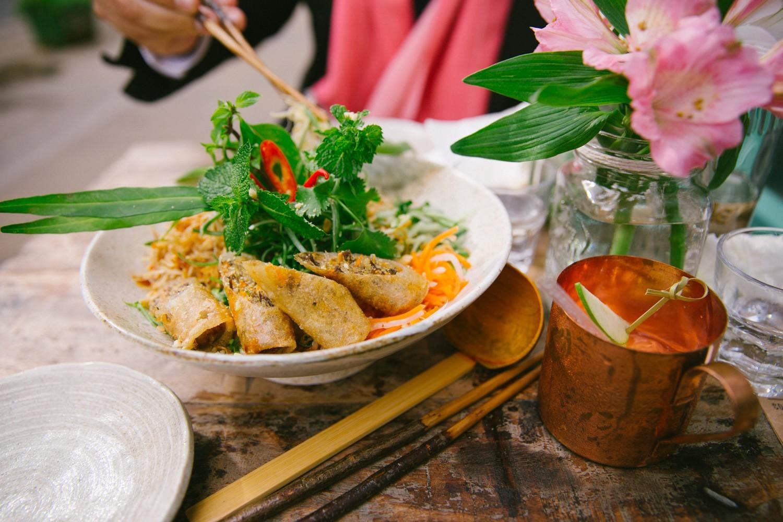 Vietnamese restaurant London-19