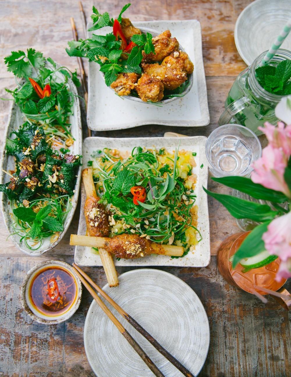 Vietnamese restaurant London-8