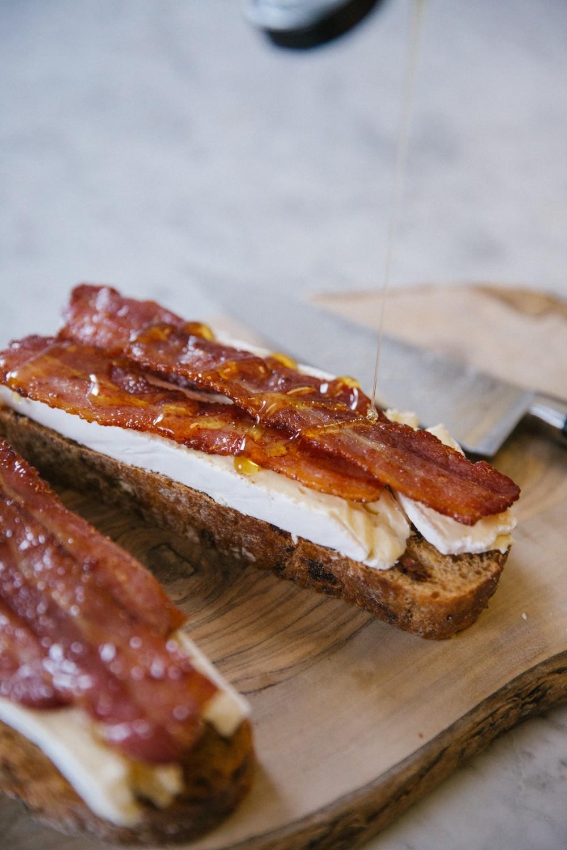 Brie bacon honey melt-5