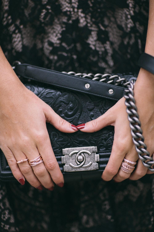 Chanel and Pandora