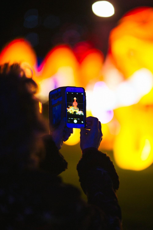 Longleat Festival of Light -33