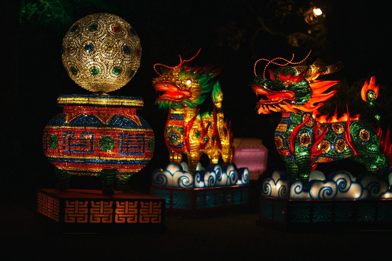 Longleat Festival of Light -35